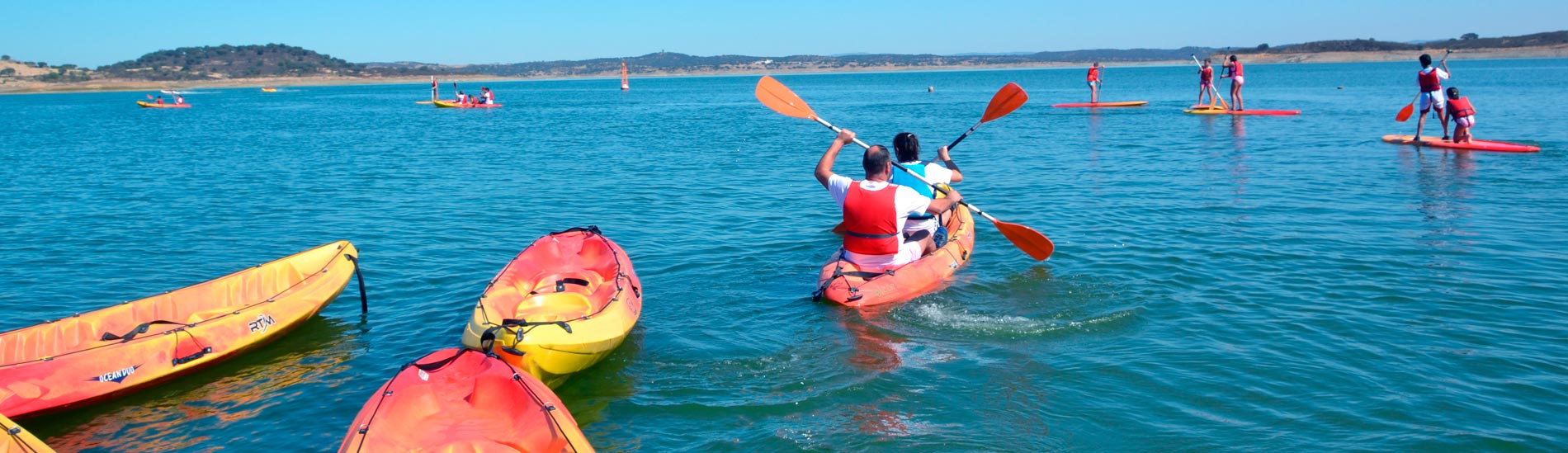 Actividades Gran Lago Alqueva